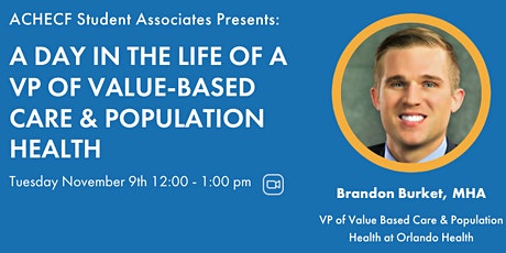 November Lunch N Learn- A Day in the Life of a VP of Value-Based Care tickets