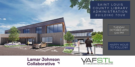 YAFSTL Construction Tour: St. Louis County Library Administration Building tickets
