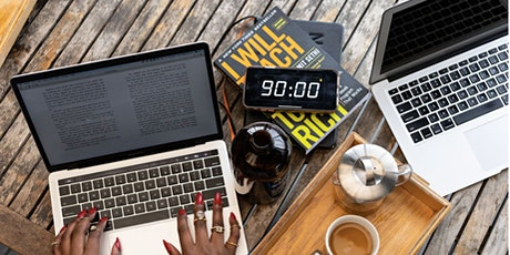 90-MINUTE WORK DATE   A Timed Work Session for Driven Yet Busy People tickets