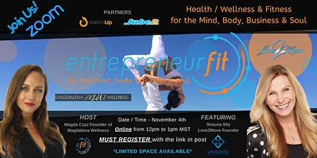 eFit presents A FUN, FOOD FREEDOM, Sustainable Weight Release Program! tickets