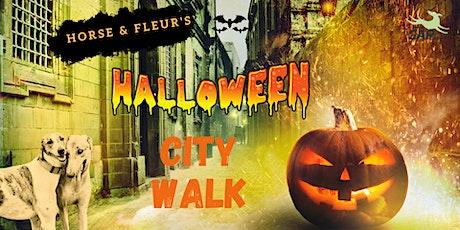 Horse & Fleur's Halloween City Walk tickets