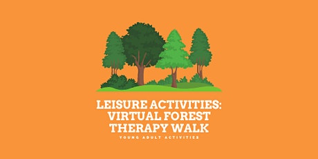 Virtual Forest Therapy Walk tickets