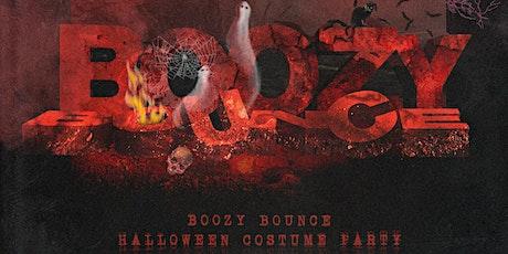 Boozy Bounce Halloween NYC tickets
