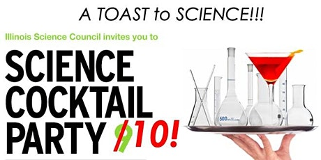 Science Cocktail Party 2021 tickets