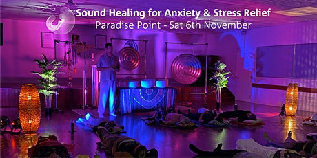 Sound Healing for Anxiety and Stress Relief tickets