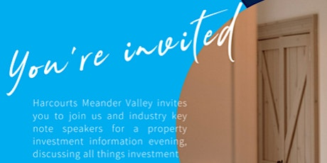 Property Management Investment Information Evening tickets