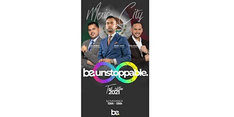 Be.unstoppable entradas