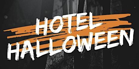 Hotel Halloween tickets