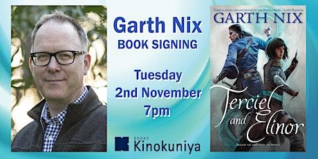 Garth Nix Book Signing - Terciel and Elinor tickets