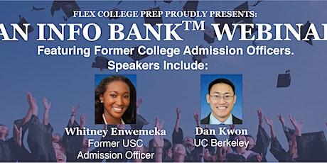 FLEX Info Bank Webinar: Successful Applications: Case Studies from the... tickets