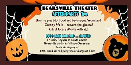 Woodstock Halloween Costume Parade After Party At Bearsville Theater. FREE! tickets