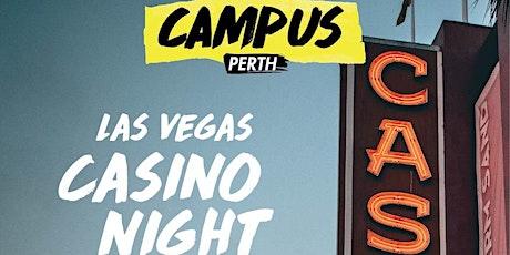 Las Vegas Casino Night - Campus Perth tickets