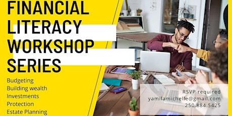 Wealth Creation and Asset Accumulation Financial Literacy Workshop tickets