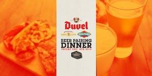 Duvel Basel Beer Pairing Dinner