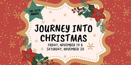 Journey Into Christmas tickets
