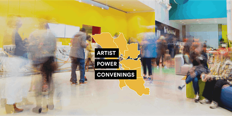 Artist Power Convenings - San Francisco County Info Session tickets