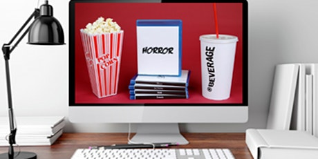 Famous Horror Movie Clips Guessing Game: Socialize & Play tickets