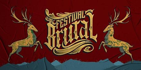 Festival Brutal entradas