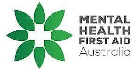 Mental Health first aid Training (standard) tickets