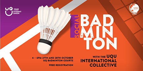 UQU International Collective's Social Badminton tickets