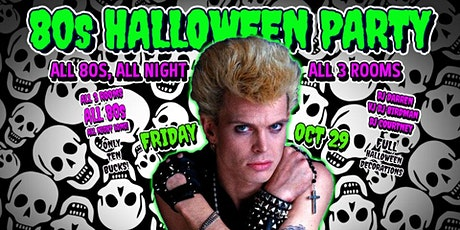 80s Halloween Party - Area 51 tickets