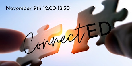 Connect ED -Family and Community Connections tickets