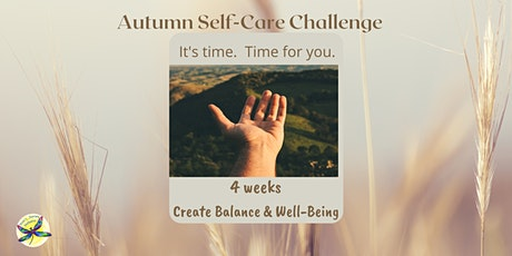 Autumn Self-Care Challenge tickets