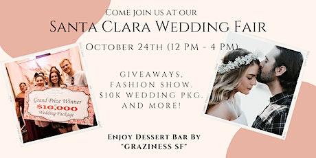 Santa Clara Wedding Fair at the Hyatt Regency tickets