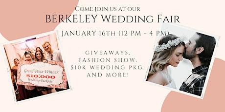 Berkeley DoubleTree Marina Wedding Fair tickets