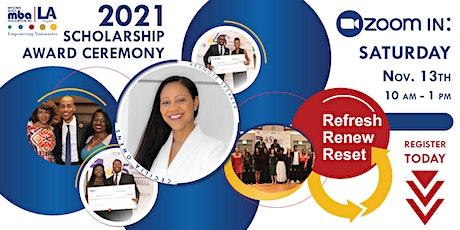 National Black MBA Association LA Chapter - 2021 Scholarship Award Ceremony tickets