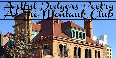 Artful Dodgers Poetry Pre-Halloween Open Mic for Ghostbusting Poetry Lovers tickets
