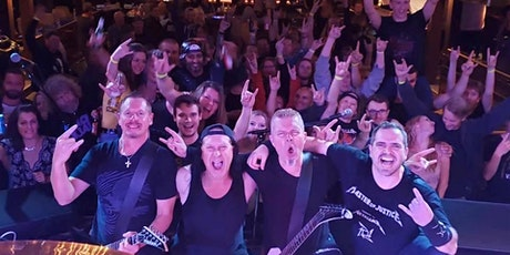 MASTER OF JUSTICE 2ND DATE ADDED!(METALLICA TRIBUTE) LIVE! @ WHITE HART! tickets