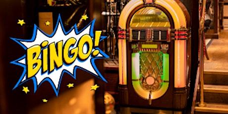 Online Jukebox Bingo: SPOOKY FUN FOR EVERYONE Edition tickets