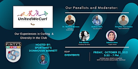 United We Curl Panel Discussion: Our Experiences & Diversity in the Club tickets
