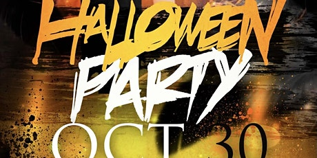 Detroit Blues Cafe Halloween Party tickets