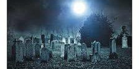 Halloween Night Cemetery Social W/ Dave: Online Chat, Jokes, Ghost Stories tickets