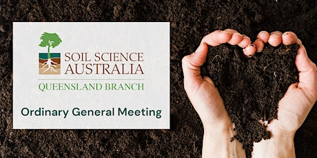 SSA Qld Branch Ordinary General Meeting (Oct 2021) tickets