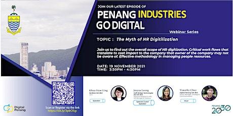 Penang Industries Go Digital : MyWave Tickets
