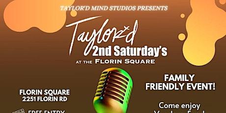 Taylor'd 2nd Saturdays! tickets