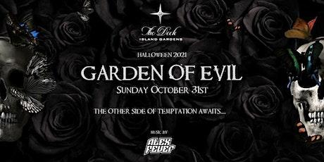 MIAMI SUNDAY OCTOBER 31 2021 HALLOWEEN DinnerParty @THE DECK ISLAND GARDENS tickets