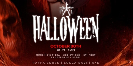 IT'S HALLOWEEN @ MUNCHIES | FAU GAME AFTER-PARTY 10/30 tickets
