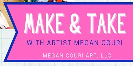Make and Take Acrylic Workshop tickets