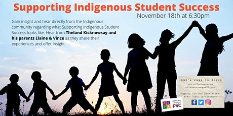 Supporting Indigenous Student Success tickets