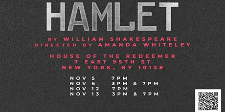 HAMLET presented by Spokehouse Productions tickets