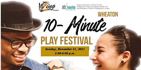 """The """"Wheaton 10-Minute Play Festival's"""" theme is """"LOVE!"""" tickets"""