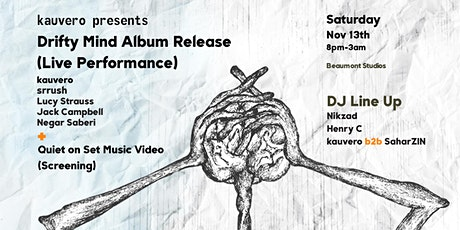 Drifty Mind Album Release tickets