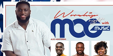 Worship Night with MOG - Experience a night of pure worship to our king. tickets