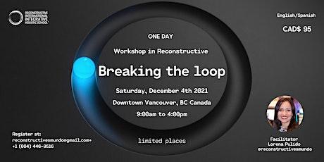 Workshop in Reconstructive - Breaking the loop tickets