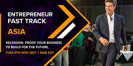 Entrepreneur Fast Track - Franchise Simply tickets