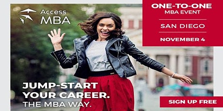 Access MBA San Diego tickets